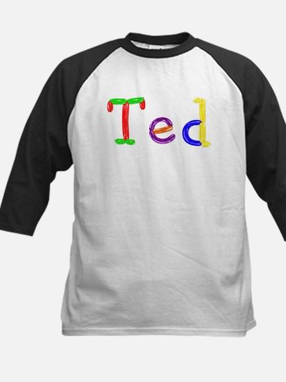 Ted Balloons Baseball Jersey