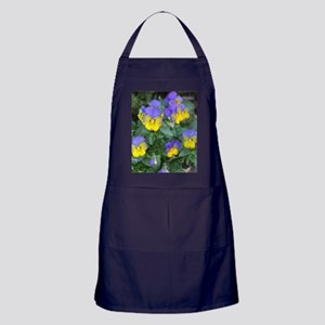 Johnny Jump Ups Apron (dark)