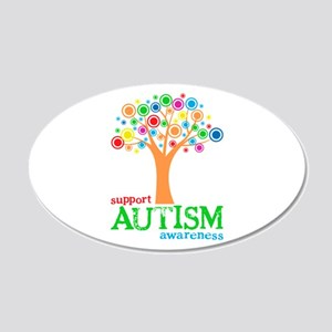 Support Autism Wall Decal