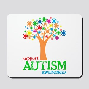 Support Autism Mousepad