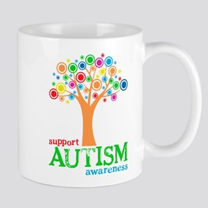 Support Autism Mugs