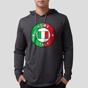 Rome Italy Long Sleeve T-Shirt