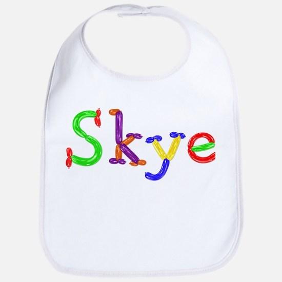 Skye Balloons Bib
