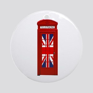 LONDON Professional Photo Ornament (Round)