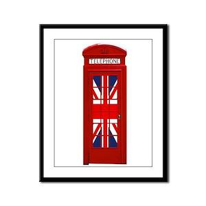 LONDON Professional Photo Framed Panel Print