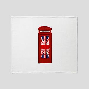 LONDON Professional Photo Throw Blanket