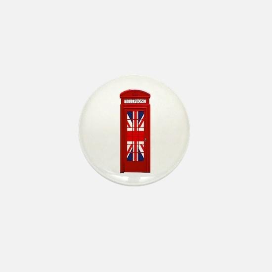 LONDON Professional Photo Mini Button