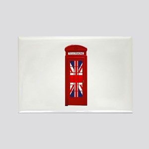 LONDON Professional Photo Rectangle Magnet