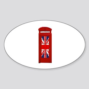 LONDON Professional Photo Sticker (Oval)