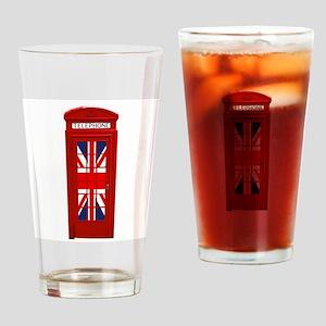 LONDON Professional Photo Drinking Glass