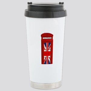 LONDON Professional Pho Stainless Steel Travel Mug