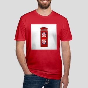 LONDON Professional Ph Men's Fitted T-Shirt (dark)
