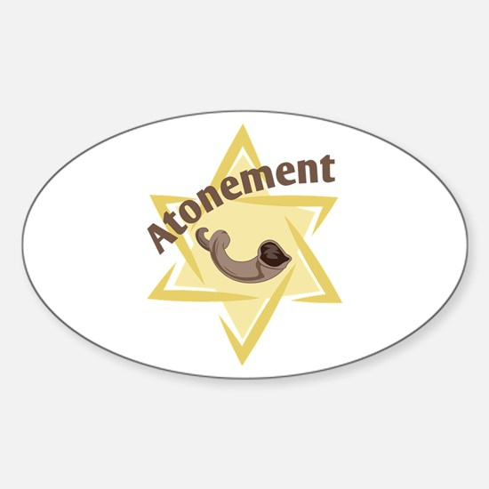 Atonement Star Decal
