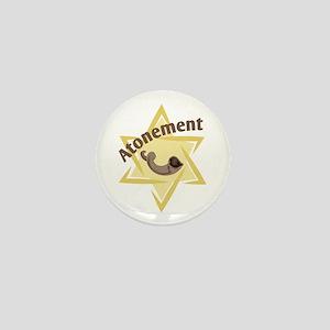 Atonement Star Mini Button