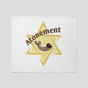 Atonement Star Throw Blanket