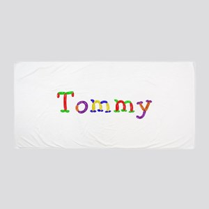 Tommy Balloons Beach Towel