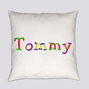 Tommy Balloons Everyday Pillow