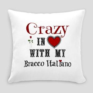 Bracco Italiano Everyday Pillow