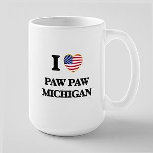 I love Paw Paw Michigan Mugs