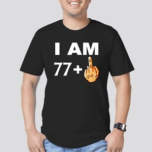 Middle Finger 78th Birthday T-Shirt