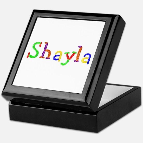 Shayla Balloons Keepsake Box
