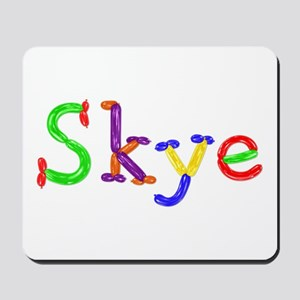 Skye Balloons Mousepad