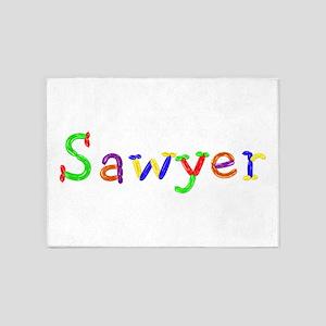 Sawyer Balloons 5'x7' Area Rug