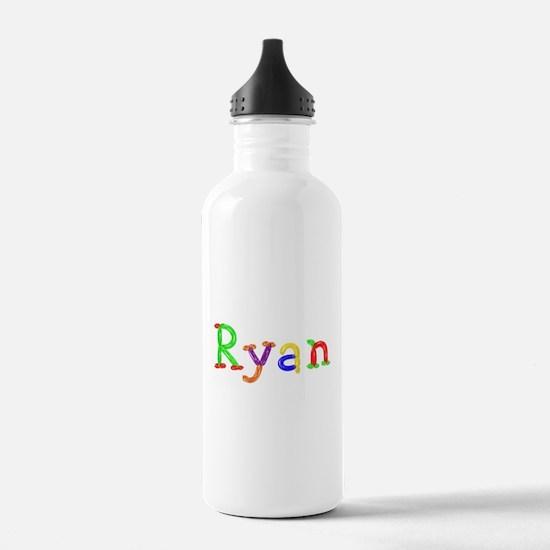 Ryan Balloons Water Bottle
