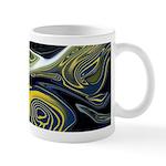 Blue Confusion Decor Mug