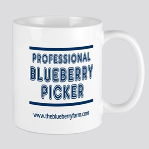 Professional Blueberry Picker Mugs