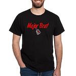 USAF Major Brat Dark T-Shirt