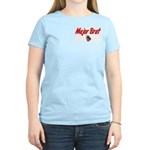 USAF Major Brat Women's Light T-Shirt