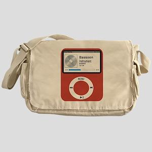 Ipad Bassoon Messenger Bag