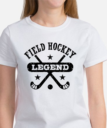 Field Hockey Legend Women's T-Shirt