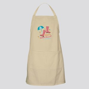 Want To Splash Around? Apron