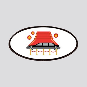Red Carpet Limo Patch