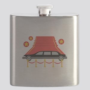 Red Carpet Limo Flask
