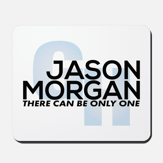 Jason Morgan is Back General Hospital Mousepad