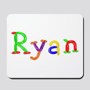 Ryan Balloons Mousepad