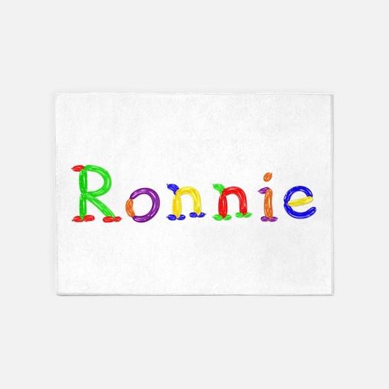 Ronnie Balloons 5'x7' Area Rug