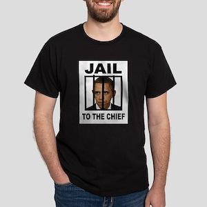 OBAMA JAIL BARS T-Shirt