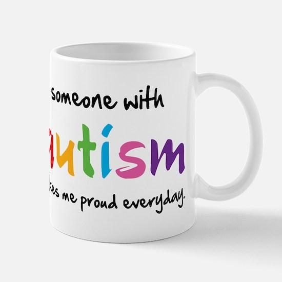 Proud Autism Mugs