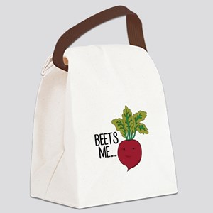 Beets Me... Canvas Lunch Bag