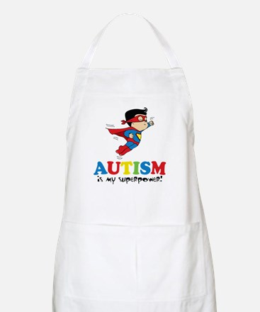 Autism is my superpower! Apron