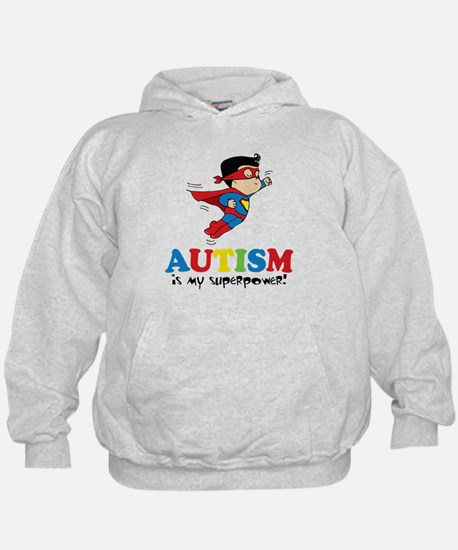 Autism is my superpower! Hoodie