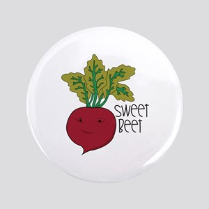 Sweet Beet Button