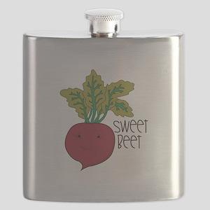Sweet Beet Flask
