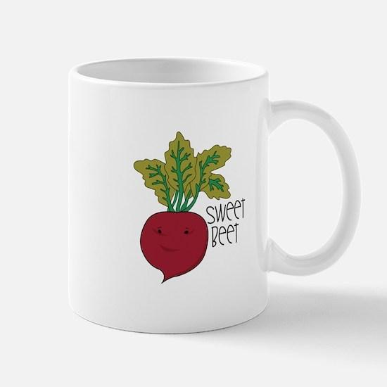 Sweet Beet Mugs