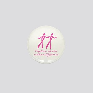 Make a Difference Together Mini Button