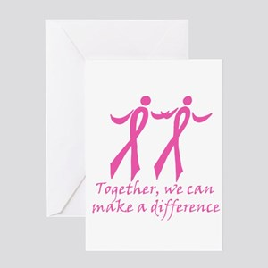 Make a Difference Together Greeting Card